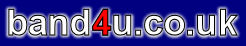 UK band search: find a band for your party, function or corporate event at band4u